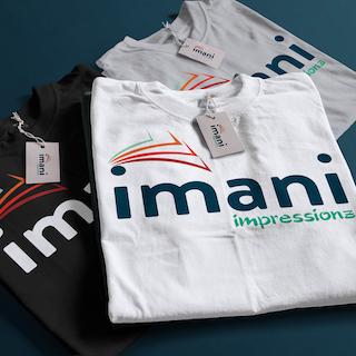Custom Branded T-shirts